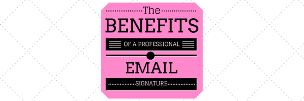 Professional Email Signature