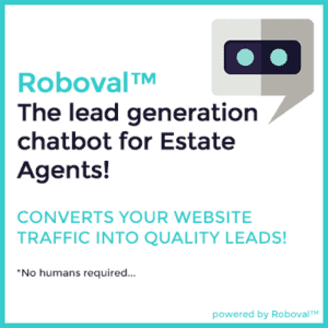 Roboval™ The Lead Generation Chatbot for Estate Agents